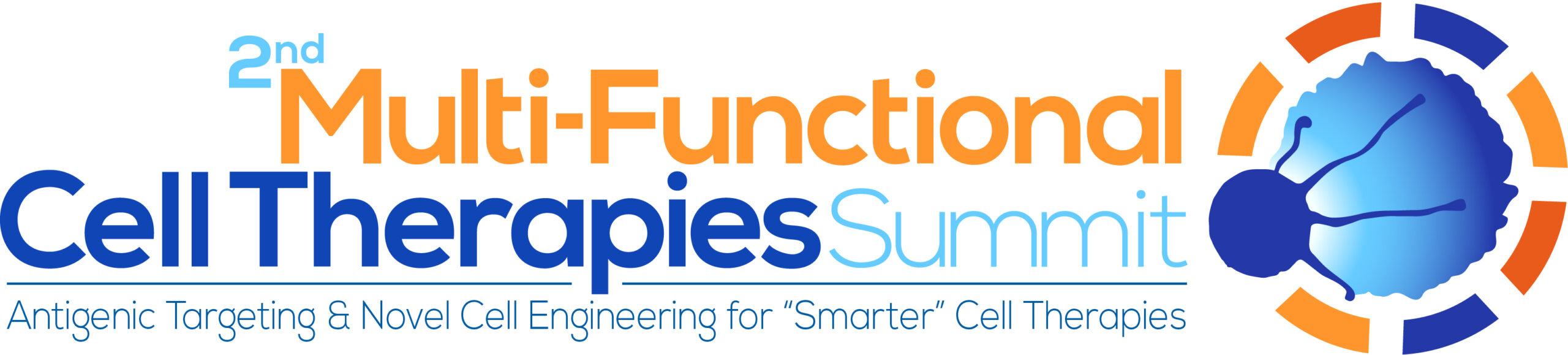 HW210825 2nd Multi-Functional Cell Therapies Summit logo